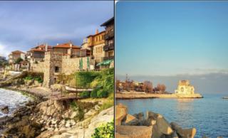 Zboruri directe ✈ de la Cluj spre cele mai solicitate destinații de pe litoralul Marii Negre: Burgas și Constanța?