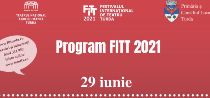 Programul FITT – Ziua 5 – Marți, 29 iunie