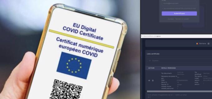 🇷🇴🇪🇺 Certificatele COVID-19 pentru călătoriile în UE se vor putea descărca de mâine