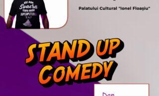 Show de stand-up comedy, la Câmpia Turzii!