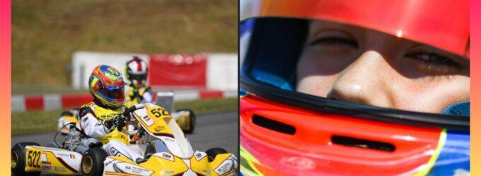 Turdeanul Darius Babaioana, locul 5 mondial! Eurosport: PERFORMANȚĂ EXCELENTĂ PENTRU MOTORSPORTUL ROMÂNESC