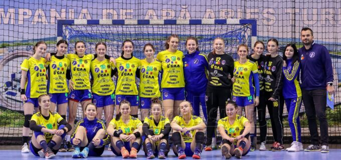 AHC Potaissa Turda: Patru jucătoare la lotul național de junioare