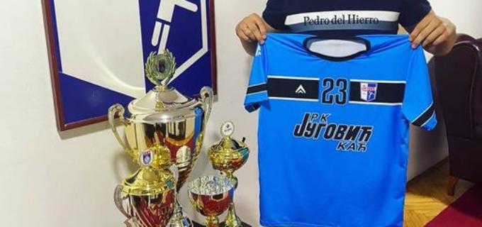 Nenad Savić va juca la echipa din oraşul natal, după aproape 20 de ani!