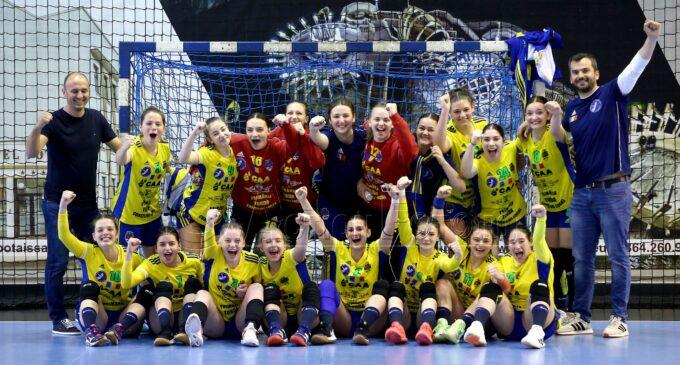 AHC Potaissa Turda participă la turneul final al junioarelor II