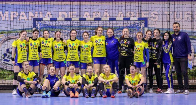 """Patru jucătoare de la AHC Potaissa Turda/LT """"Liviu Rebreanu"""" convocate la lotul național de junioare"""
