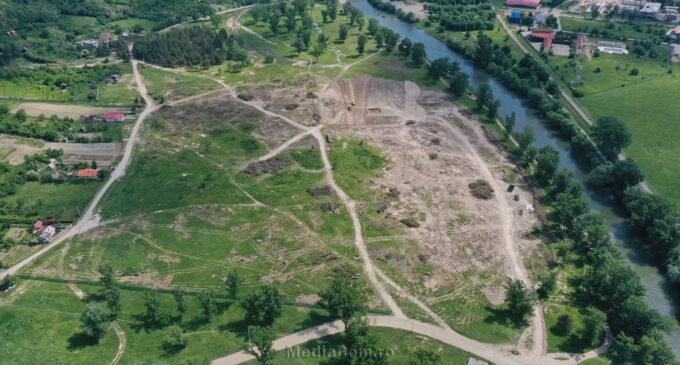 Primăria Turda: Transformăm situl poluat de la Poșta Rât în spațiu verde 💚