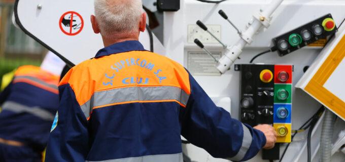 Din luna iunie, Câmpia Turzii are un nou operator de salubritate