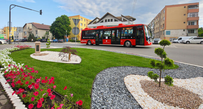 """Matei Cristian: """"Se spune că orașele moderne sunt într-o permanentă schimbare. Ei bine, Turda se schimbă, dragii mei!"""""""