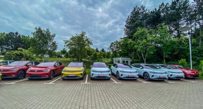 Autoworld Volkswagen Cluj: Testează noul Volkswagen ID.4 (P)