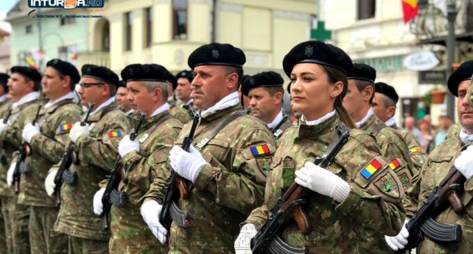 """Programul ceremonialului militar – religios organizat joi, 10 iunie 2021,  cu ocazia sărbătoririi """"Zilei Înălţării Domnului şi a Eroilor Neamului"""""""