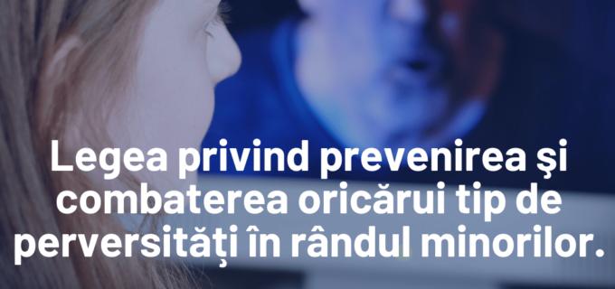 Alternativa Dreaptă a anunțat public faptul că propune societății românești o lege care să protejeze minorii de anumite conținuturi sexuale explicite