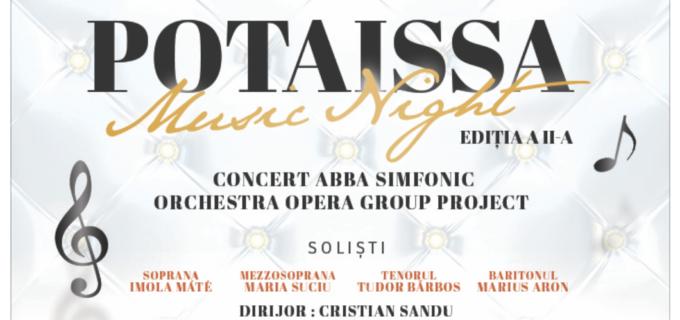 💙GIVEAWAY💛  Cu ocazia Proiectulului Cultural POTAISSA MUSIC NIGHT, TNL Turda oferă două invitații cadou pentru iubitorii de muzică!