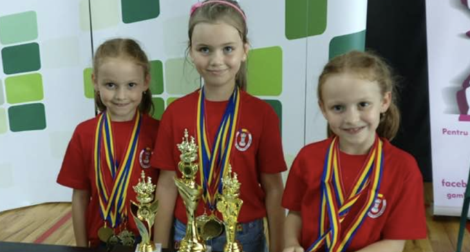 Șah Club Potaissa Turda – DUBLĂ CAMPIOANA NAȚIONALĂ!