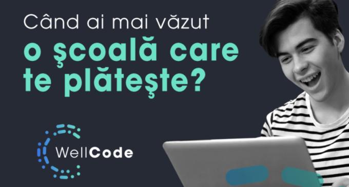 """WellCode, în parteneriat cu Banca Transilvania, lansează """"Bursele Wellcode"""", un program prin care se premiază performanța"""
