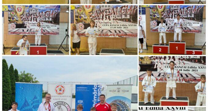 Rezultate Cupa Banzai  – Clubul Sportiv Samurai Turda