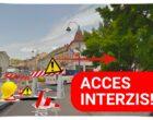 Noi restricții de circulație în municipiul Turda!