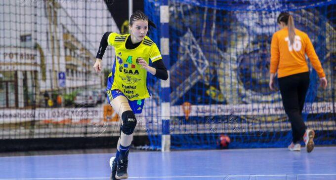 AHC Potaissa Turda: Sarah KIBEDI, Daria GERMAN și Orsalya MOZES vor reprezenta România la Campionatul European de junioare