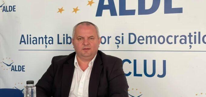 """Avram Gal, vicepresedintele ALDE, intervine în scandalul de la guvern: """"Palatul Victoria a fost transformat în bastion de campanie și propagandă electorală PNL"""""""