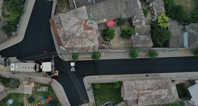 Primăria Turda: Avansează lucrările de modernizare în cartierul Industrial