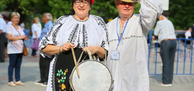 Matei Cristian: Mulțumim tuturor celor care s-au implicat în organizarea Festivalului de Folclor, ediția III