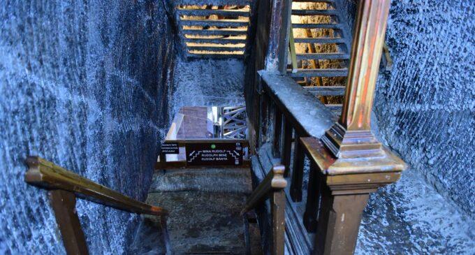 Descoperă misterul galeriilor subterane din Salina Turda!