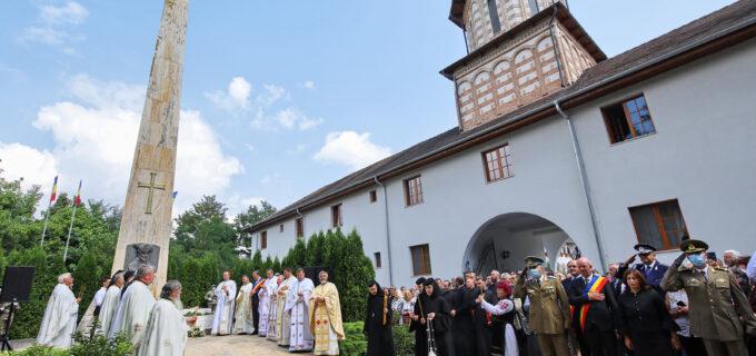 Matei Cristian: În fiecare an, în data de 19 August, mănăstirea Mihai Vodă este locul unde istoria și rugăciunea ne aduc împreună