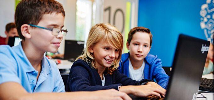 S-a deschis Logiscool Turda, parte a rețelei internaționale de școli de programare pentru copii și adolescenți!