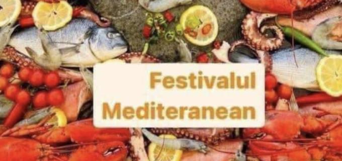 Primăria Turda: În acest weekend, orașul nostru va găzdui Festivalul Mediteranean.🐙🦑