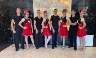 Sportivii Clubului de Dans Sportiv Potaissa Turda s-au reunit în septembrie