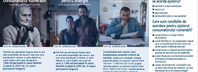 Locuitorii municipiului Turda pot depune documentele în vederea obținerii ajutorului pentru încălzirea locuinței