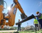 Compania de Apă Arieș: Peste 61% progres fizic de execuție a lucrărilor din cadrul contractului CL-5