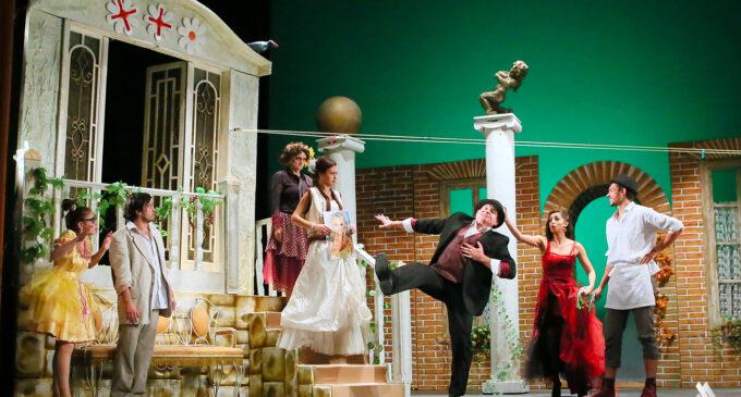 Premieră la Teatrul Național Aureliu Manea Turda