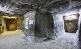 Salina Turda #Mina Iosif – Sala Ecourilor