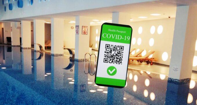 Potaissa SPA: Începând cu data 08 Octombrie 2021 accesul clienților va fi permis doar cu certificatul verde